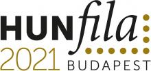 A kiállítás logója
